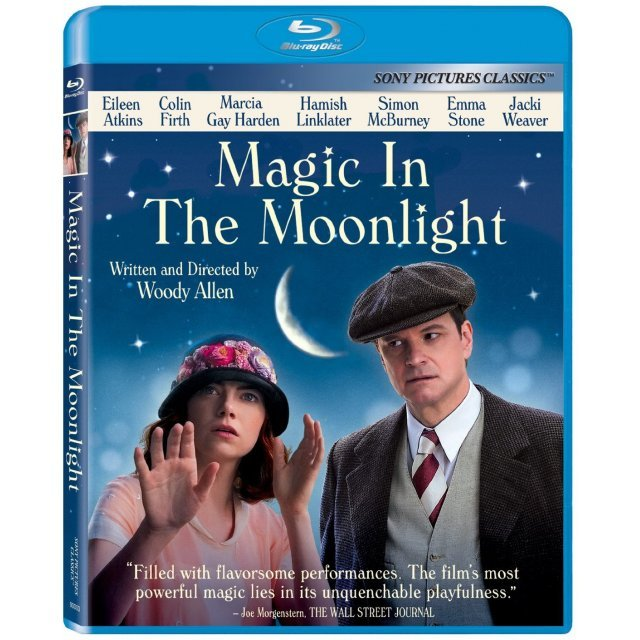 Magic in the Moonlight [Blu-ray+UltraViolet]