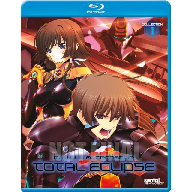 Muv-Luv Alternative: Total Eclipse - Collection 1