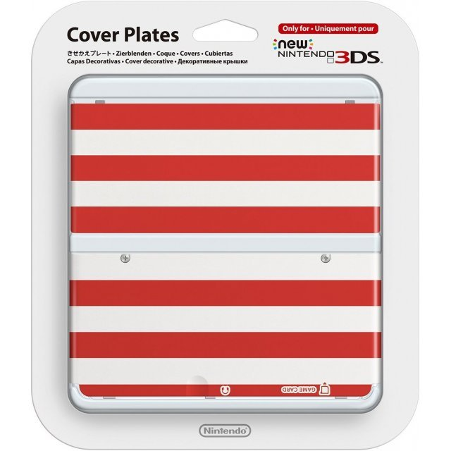 New Nintendo 3DS Cover Plates No.043