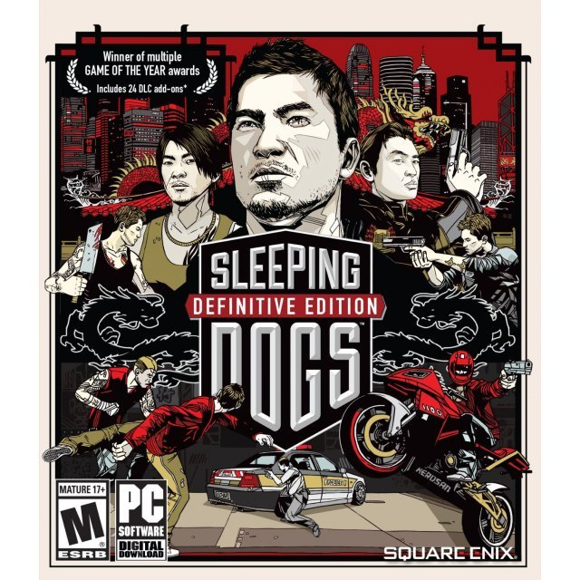 Sleeping Dogs Definitive Edition On Sale