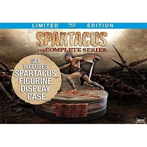 Spartacus: The Complete Collection [Limited Edition]