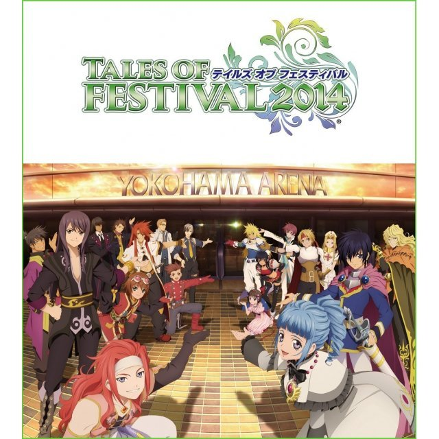 Tales Of Festival 2014