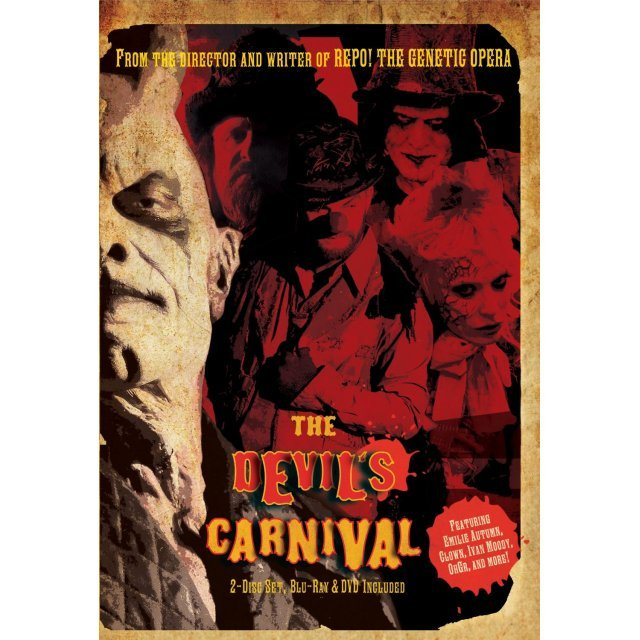 The Devil's Carnival [Blu-ray+DVD]