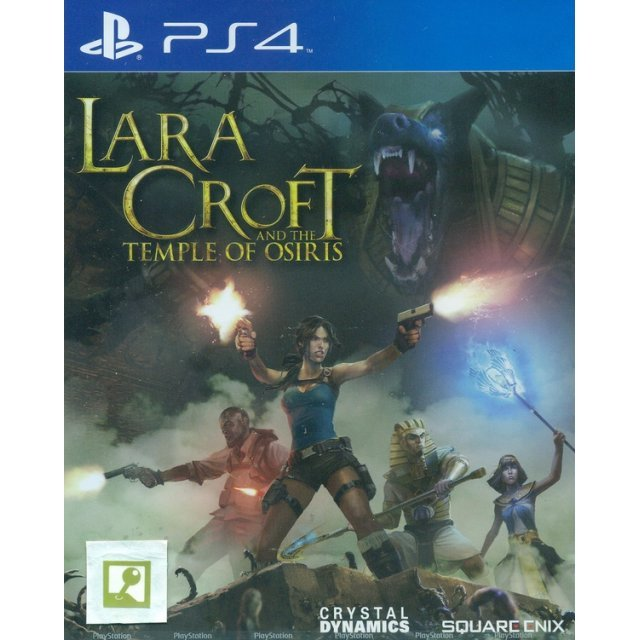 Lara Croft and the Temple of Osiris (English)