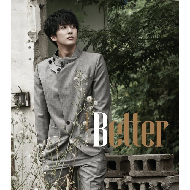 Better [CD+Photo Book Limited Edition Type B]