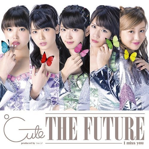 I Miss You / The Future [CD+DVD Limited Edition Type D]