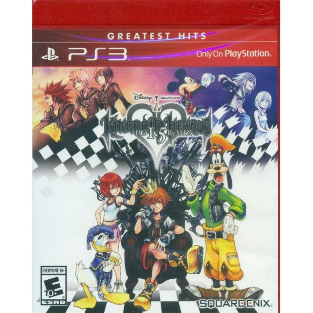 Kingdom Hearts HD 1.5 ReMIX (Greatest Hits)