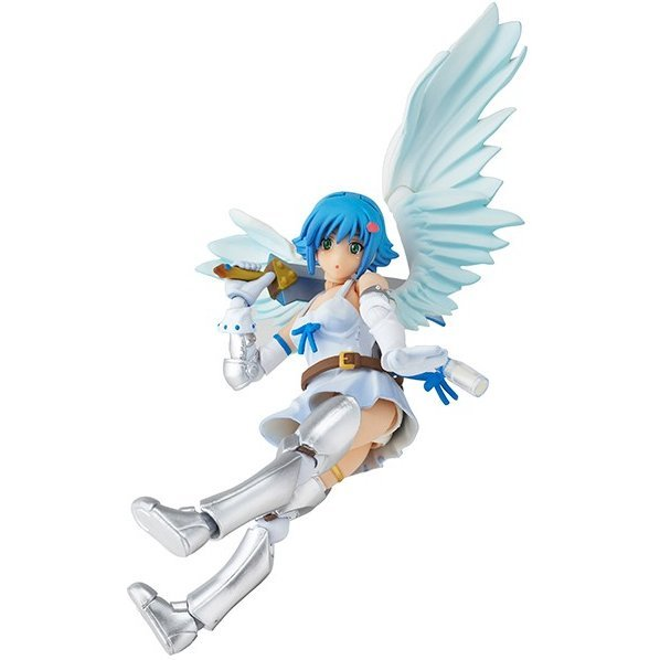 Legacy Of Revoltech Queen's Blade Series: Angel of Light Nanael