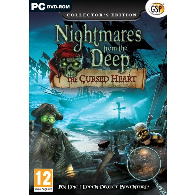 Nightmares From the Deep: The Cursed Heart (Steam)