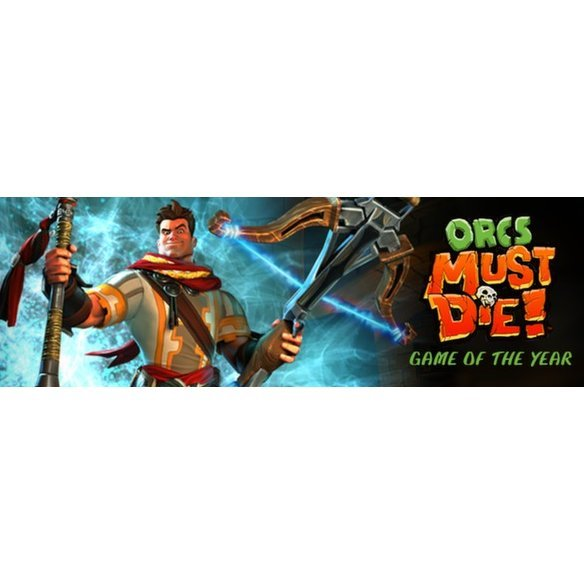 Orcs Must Die! Game of the Year Edition (Steam)