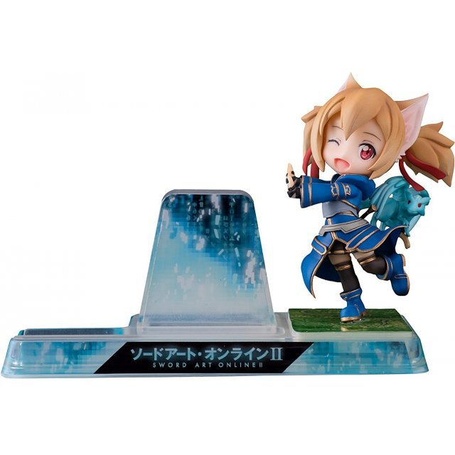 Sword Art Online II Smart Phone Beautiful Girl Character Collection No.09: Silica (Re-run)