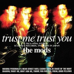 Trust Me Trust You [HQCD]
