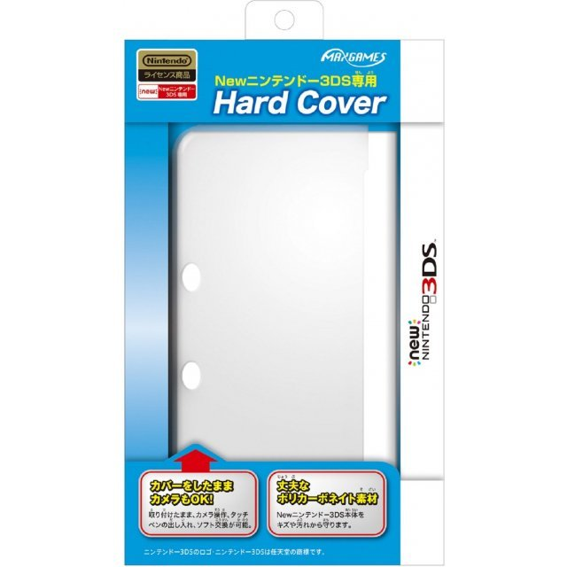 Hard Cover for New 3DS (Clear)