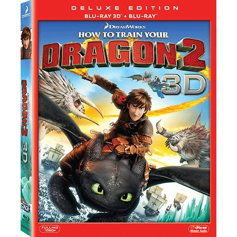 How To Train Your Dragon 2 [3D+2D]