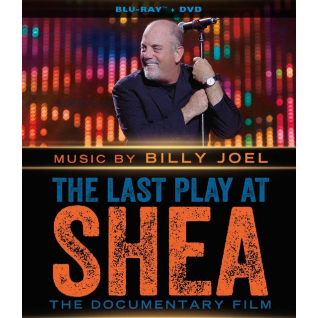 Last Play at Shea [Blu-Ray+DVD]