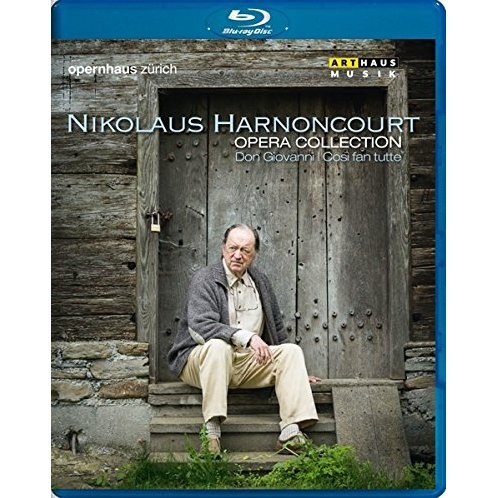 Nikolaus Harnoncourt Opera Collection: Don Giovanni & Cosi fan tutte