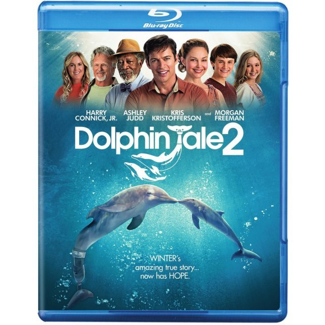 Dolphin Tale 2 [Blu-ray+DVD+UltraViolet]