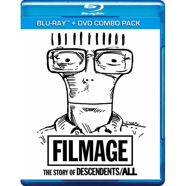 FILMAGE: The Story of Descendants/All [Blu-ray+DVD]