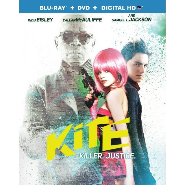 Kite [Blu-ray+DVD+Digital Copy+UltraViolet]