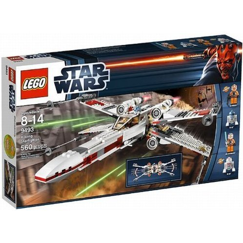 Lego Star Wars: X-wing Starfighter