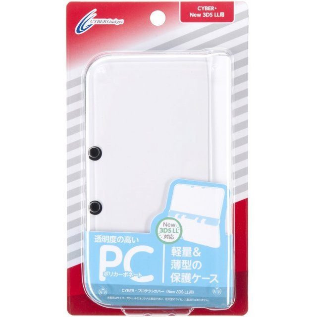 Protect Cover for New 3DS LL (Clear)