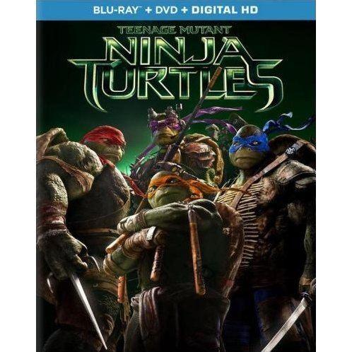 Teenage Mutant Ninja Turtles [Blu-ray+DVD+UltraViolet]