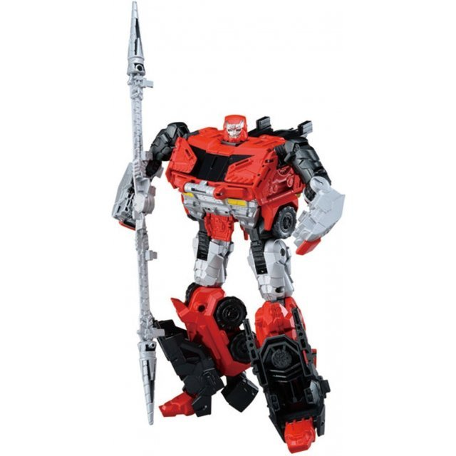 Transformers Go Action Figure: G03 Ganoh (Re-run)