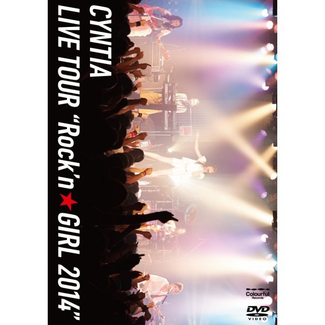 Live Tour - Rock'n Girl 2014