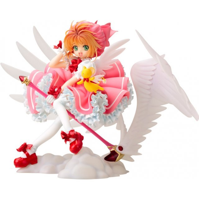ARTFX J Cardcaptor Sakura 1/7 Scale Pre-Painted Figure: Sakura Kinomoto (Re-run)