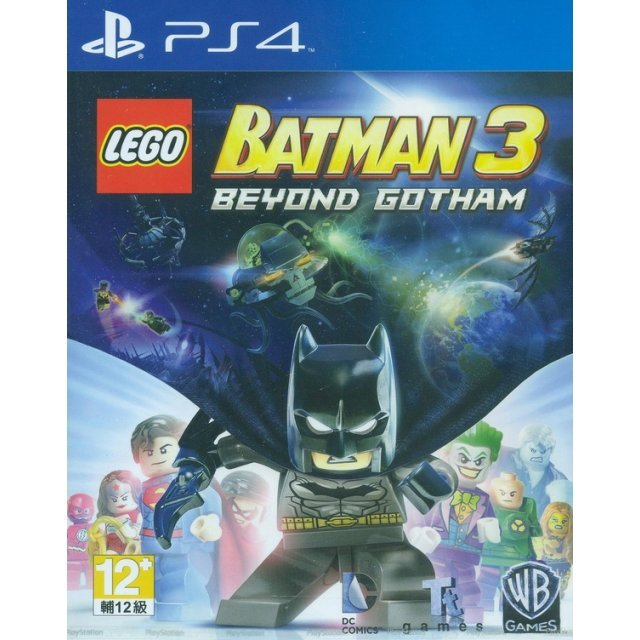LEGO Batman 3: Beyond Gotham (English)