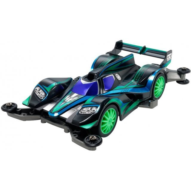 Mini 4WD Limited Edition: Heat Edge Green Special (MA Chassis)