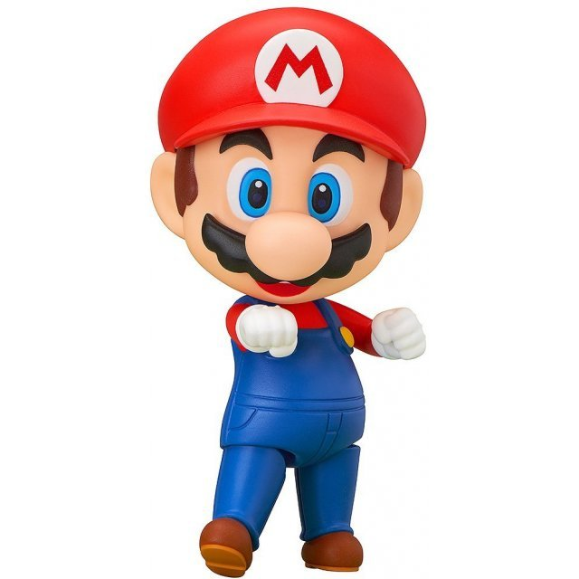 Nendoroid No. 473 Super Mario: Mario (Re-run)