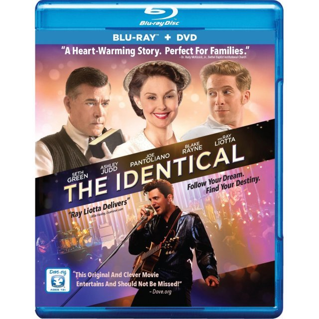 The Identical [Blu-ray+DVD]