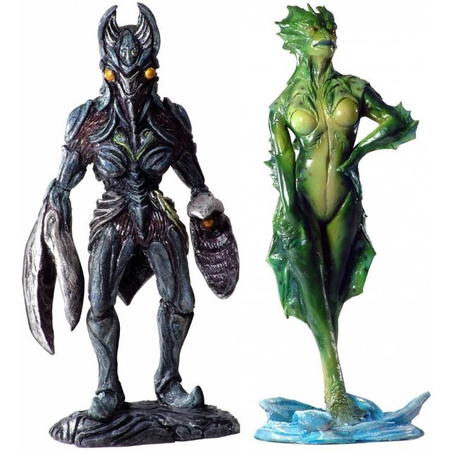 Ultra Twelve Heavenly Generals: Hyakki Yako Alien Baltan & Rhagon Set