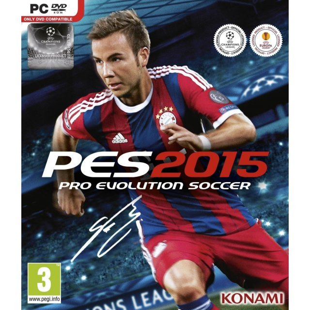 Pro Evolution Soccer 2015 (Steam)