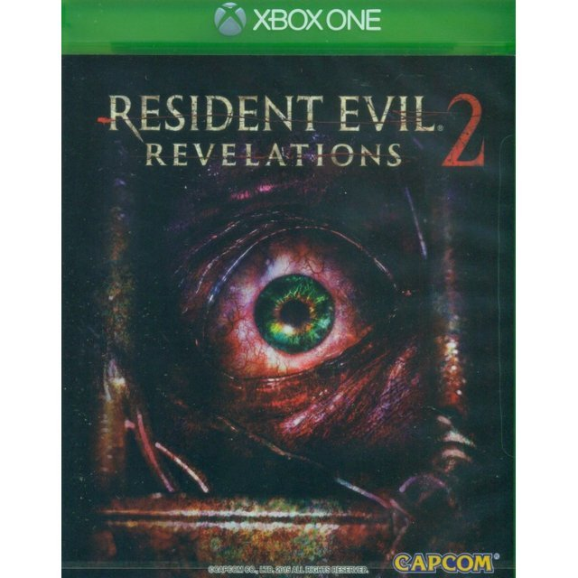 Resident Evil: Revelations 2 (Chinese & English Sub)