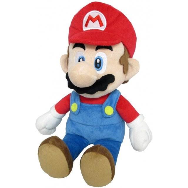 Super Mario All Star Collection Plush: AC17 Mario (Medium)