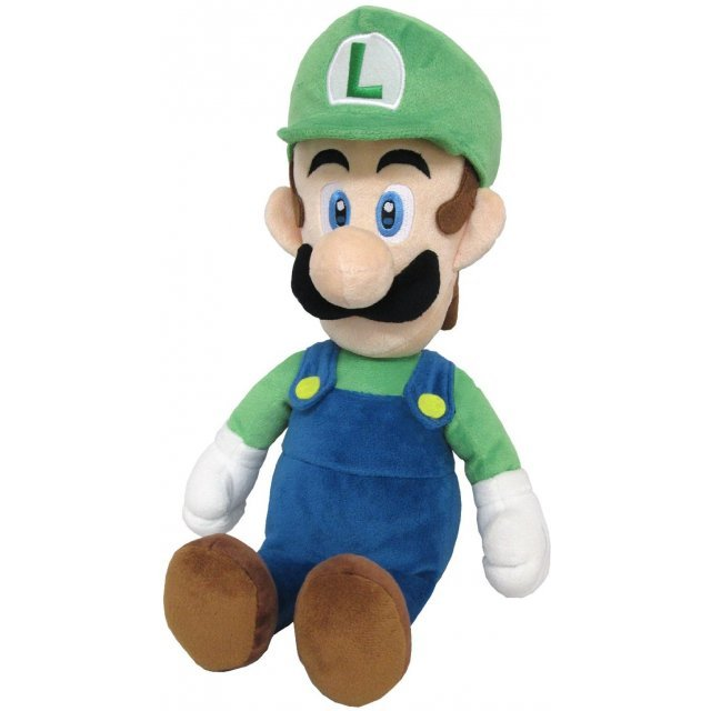 Super Mario All Star Collection Plush: AC18 Luigi (Medium)