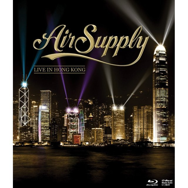 Air Supply: Live in Hong Kong