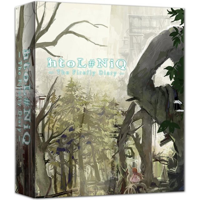 htoL#NiQ: The Firefly Diary (Limited Edition)