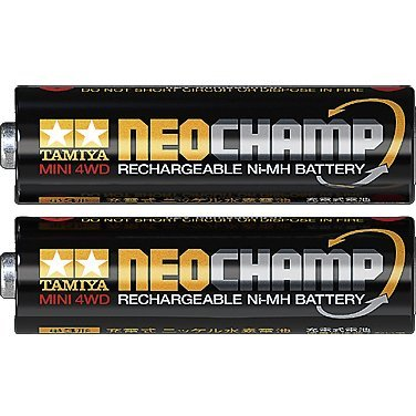 Mini 4WD: GP420 Nickel Metal Hybride Battery Neo Champ 2 Set