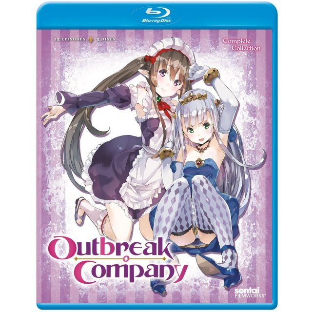 Outbreak Company: Complete Collection