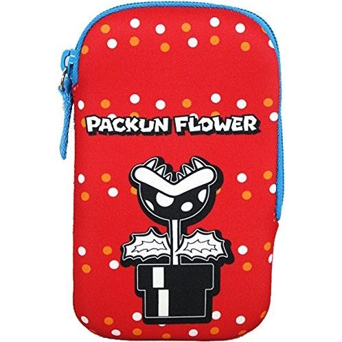 Spotch Pouch for New 3DS (Pakkun Flower)