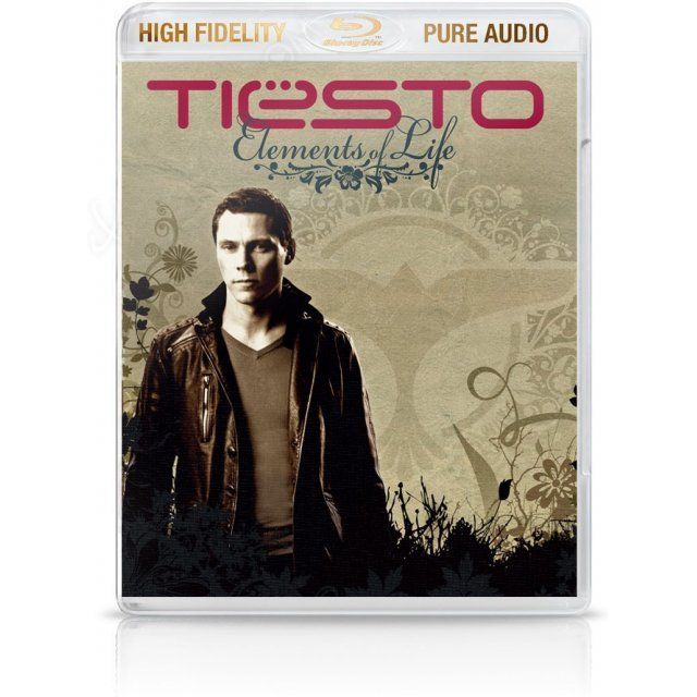 Tiesto: Elements of Life [High Fidelity+Pure Blu-Ray Audio]