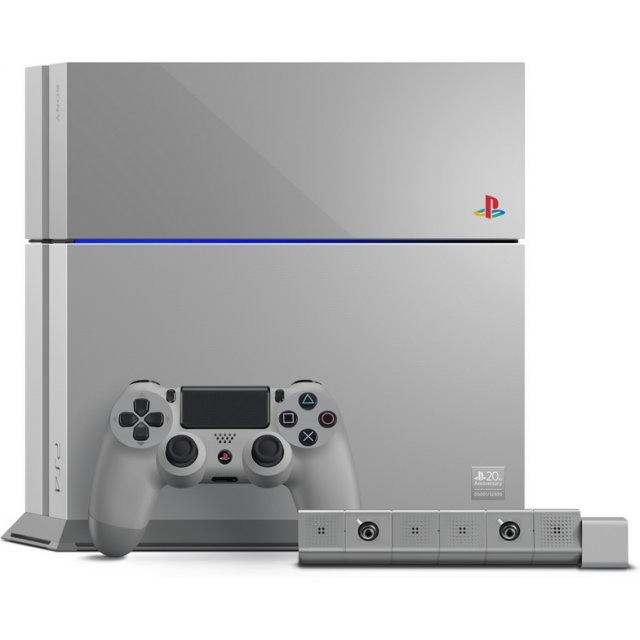 PlayStation 4 System [20th Anniversary Edition]