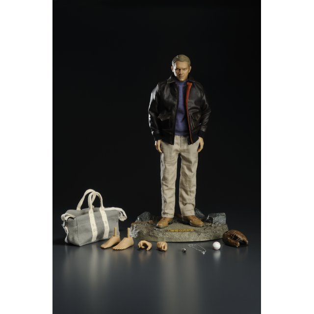Star Ace Toys My Favorite Legend Series The Great Escape Collectible Action Figure: Steve McQueen