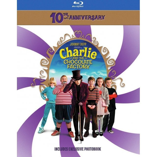 Charlie & the Chocolate Factory (10th Anniversary Edition)