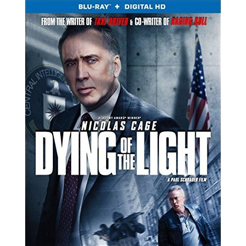 Dying of the Light [Blu-ray+Digital HD]