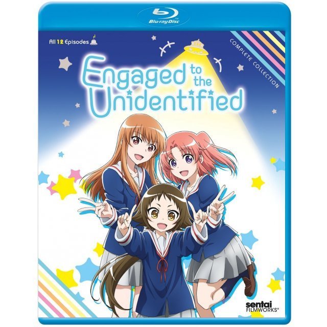 Engaged to the Unidentified: Complete Collection