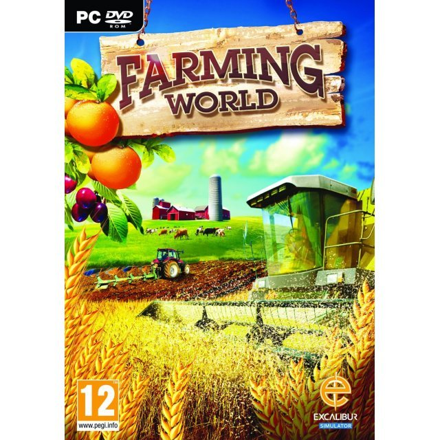 Farming World (Steam)
